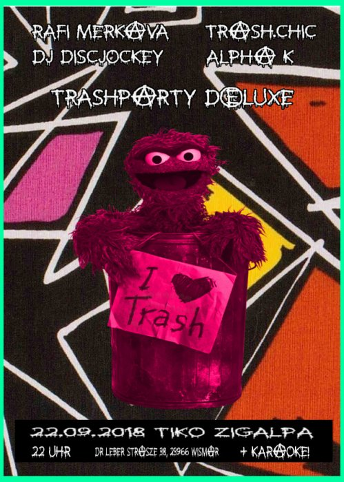 TRASHPARTY DELUXE